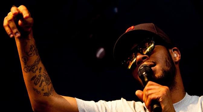 Révolution dans le hip hop