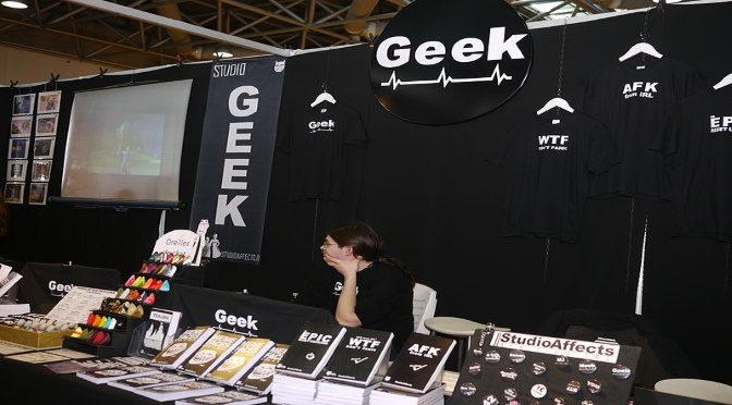 Un ex-geek lâche sa console et se lâche pour Bal'actu !