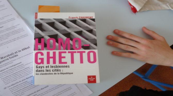 Homo-ghetto, les clandos de la République