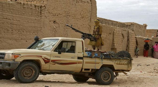 Pour la paix  au Mali !