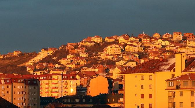 Fière d'être kosovarde