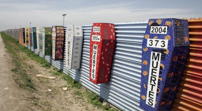Mon périple dans le désert de Tijuana ou l'enfer des migrants Mexicains