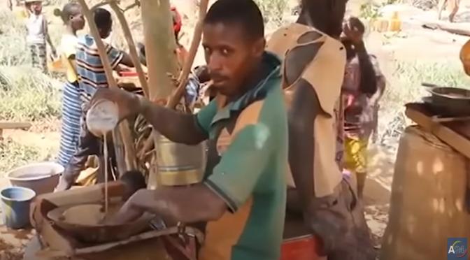 Les bandits se ruent sur l'or des mineurs sénégalais