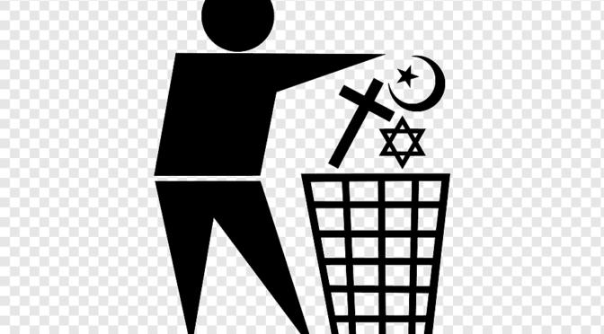 La religion, la pire des inventions des humains ?