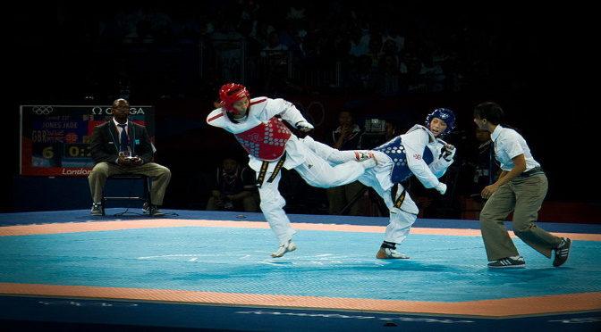 Le taekwondo, entre force et esthétique