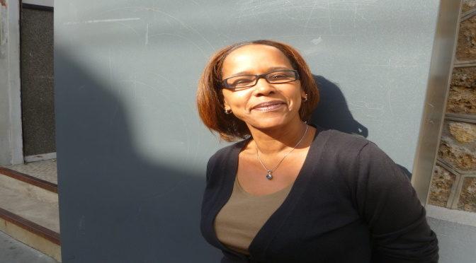 Trois questions à Margarette, agent de service
