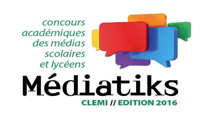 Premier prix Mediatiks de l'académie de Versailles pour PPL Actus