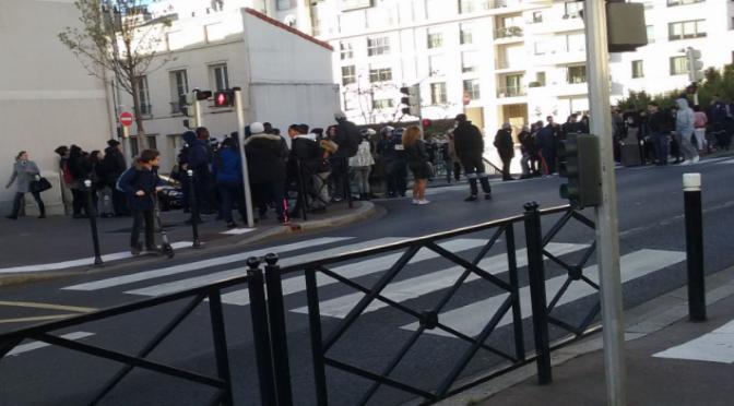 Blocus : de la loi travail au caillassage du lycée Paul Painlevé