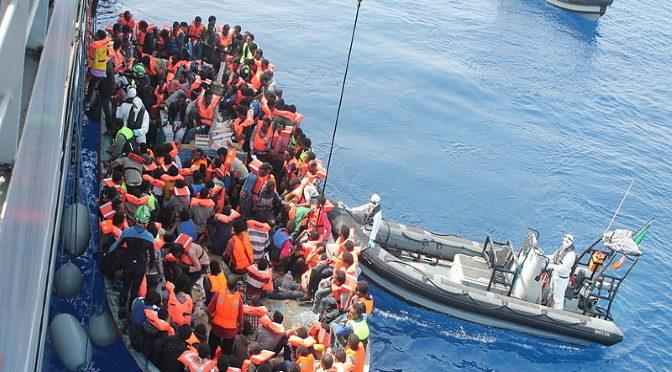 Le parcours du combattant des migrants Africains