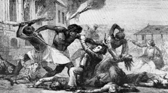 La royauté et l'esclavage