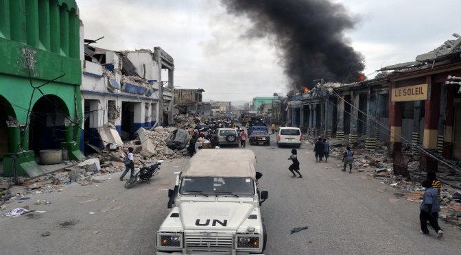 Exil d'Haïti : J'ai l'impression d'avoir ici une nouvelle vie
